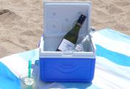 プラスチック製ワイングラス