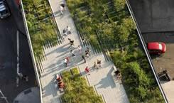 「ハイライン」を生み出したNPO法人「Friends of the High Line」