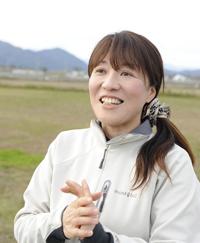 中原恵さん