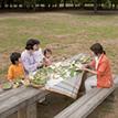 摘み菜を伝える会 – これからが楽しい季節、秋の摘み菜。