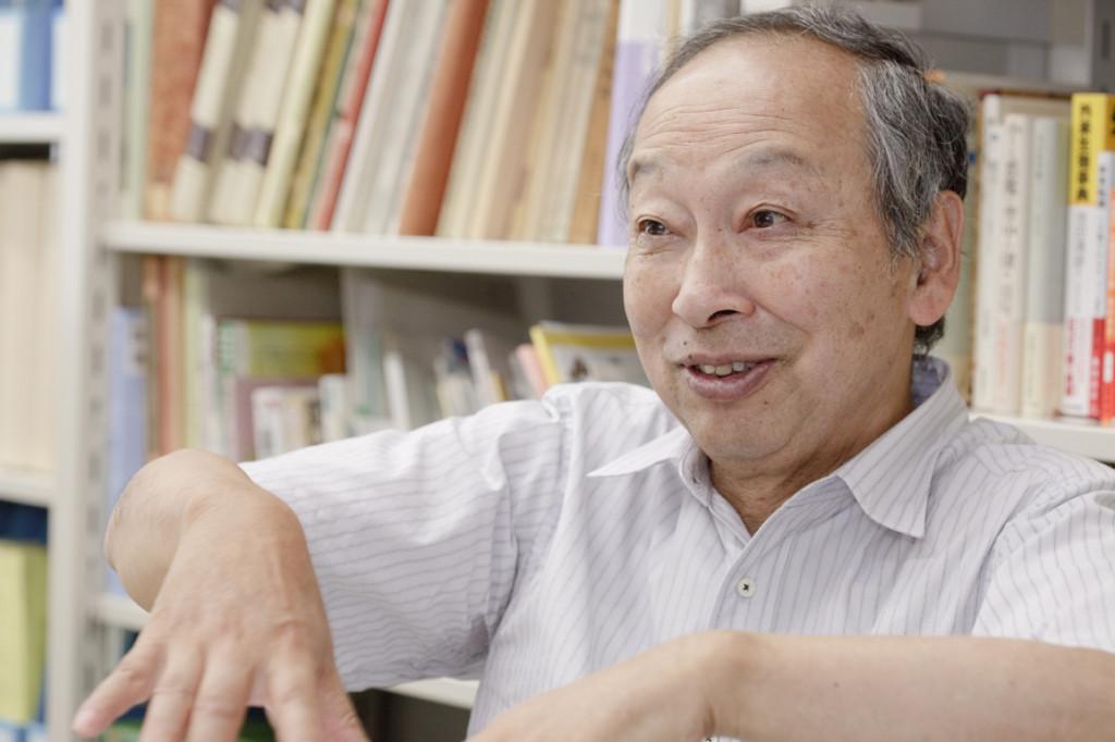 特集<がんばらないで健やかに> 生物学者・池田清彦さんのお話