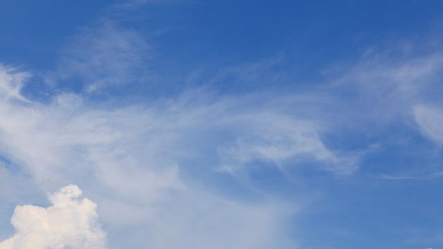 「雲の情景」の写真家・甲斐順一さんに聴く 雲を撮影することについて