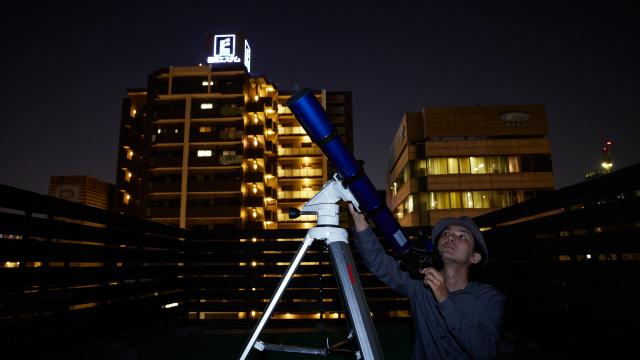 星カフェ®SPICAのオーナー・山口圭介さんに聴く 星を観望することについて