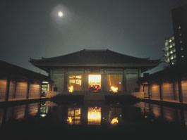 東長寺夜景